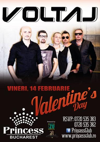 poze concert voltaj de valentine s day in princess club