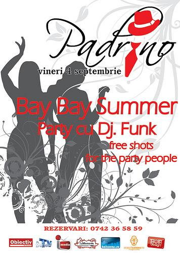 poze bay bay summer party cu dj funk