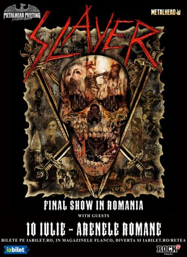 poze concert slayer final show
