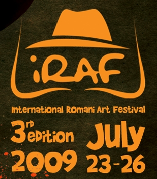 poze international romani art festival
