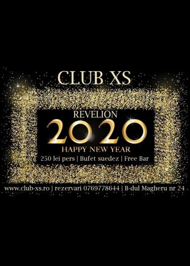 poze revelion club xs 2020 new years eve 2020