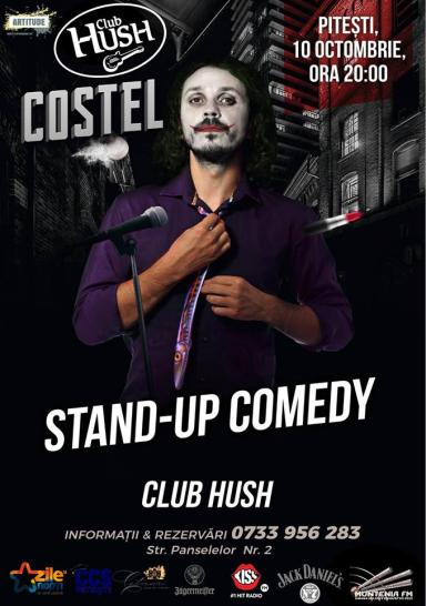 poze stand up comedy cu costel