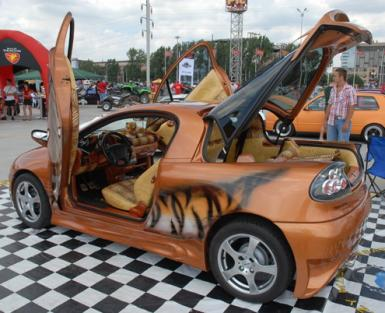 poze tuning show miss summer 2009