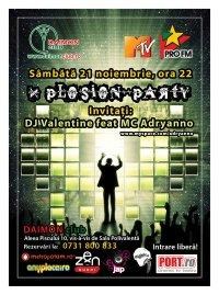 poze x plosion party daimon club