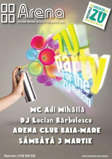 poze zu party la baia mare