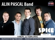 alin pascal band live in spice club