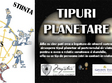 astrotypes workshop de tipuri planetare