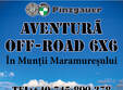 aventur off road 6x6 in mun ii maramure ului