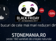 black friday stonemania bijou 2017