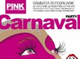 carnaval party in pink club pitesti