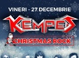 concert kempes christmas rock