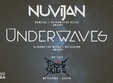 concert underwaves nuvijan in boris pub
