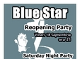 dj valentino club blue star