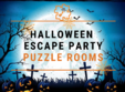 halloween escape party puzzle rooms