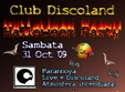 halloween party discoland