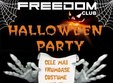 halloween party in freedom club