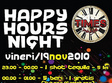 happy hours night in times pub