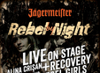 jagermeister rebel by night alina crisan recovery live