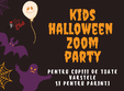 kids halloween zoom party bv