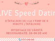 live speed dating 14 03 2021