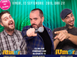 stand up comedy in bucuresti vineri 13 septembrie 2019