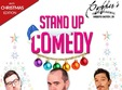stand up comedy sambata 21 decembrie anti christmas edition