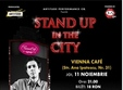stand up in the city