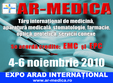 targ international de medicina ar medica arad