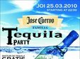 tequila party in royal studio