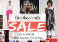 two days only sale