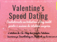 valentine s speed dating