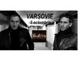 varsovie fr post punk dark wave live in manufactura