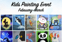 kids painting event
