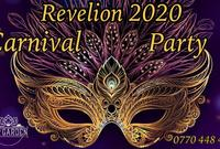 revelion 2020 carnival party by hop garden