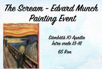 the scream rdvard munch painting event 10 aprilie