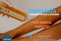 workshop waxing sugaring