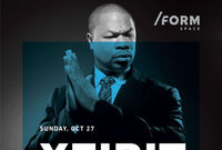xzibit at form space